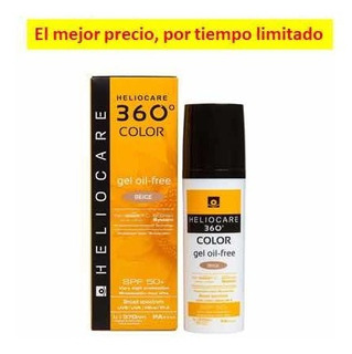 Heliocare 360 Oil Free Color Beige