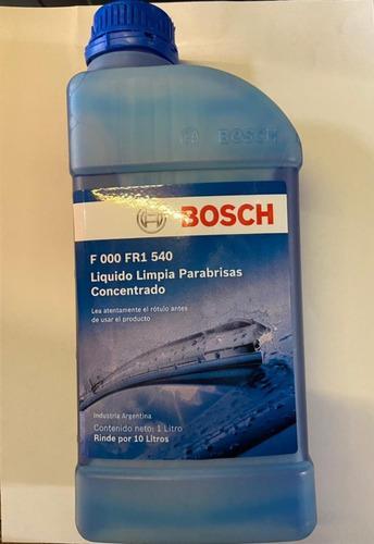 Imagen 1 de 3 de Bosch Liquido Limpia Parabrisas Concentrado 1 Litro Ionlux