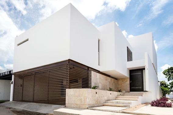 Se Vende Casa En Montebello, Merida, Yucatan