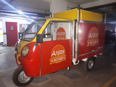 Motocar Mcf-200 Food Truck