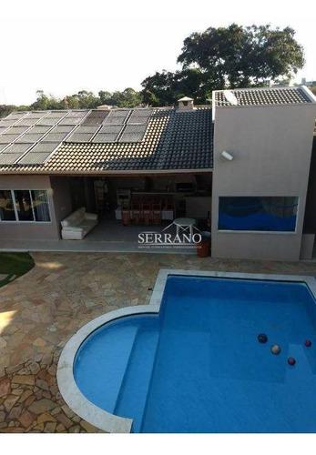 Imagem 1 de 30 de Casa Com 3 Dormitórios À Venda, 430 M² Por R$ 2.050.000,00 - Condomínio Delle Stelle - Louveira/sp - Ca0435