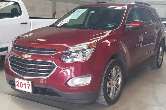 Chevrolet Equinox 2.4 Lt At 2017