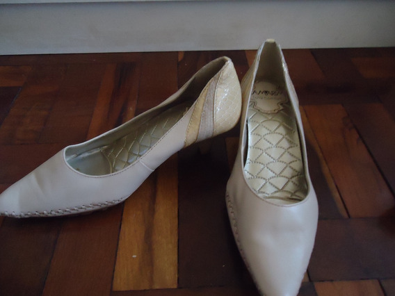 Sapato Scarpin Ramarim Total Confort 34