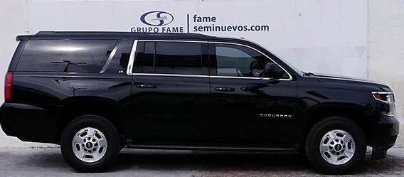 Chevrolet Suburban Paq G 5 Puertas