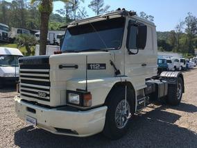 Scania T112 Hw 4x2 - Cavalo Toco - Fernando Caminhões
