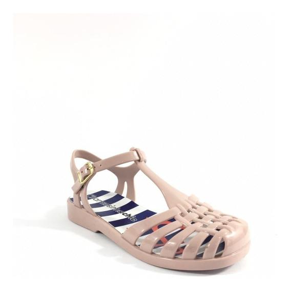 Sandalia Sapato Menina Aranha Charmosinha Chic Plastico