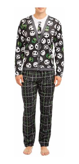 Pijama Set The Jack Skellington Navidad