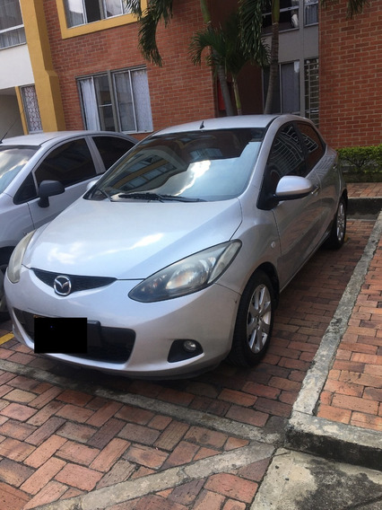 Mazda 2 Automatico Año 2008
