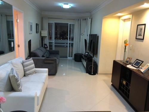 Imagem 1 de 21 de Apartamento 3 Quartos Santo André - Sp - Vila Valparaíso - Rm472ap