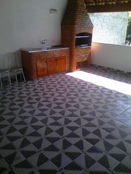 Casa Térrea Com 2 Dorms E Churrasquera