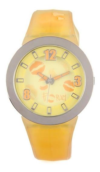 Reloj Fiorucci Sumergible Fr0702 Movimiento Japones, Dama-am