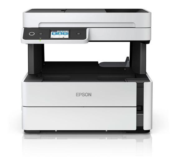 Impresora Multifunción Epson M3170 Monocromática Ecotank Pce