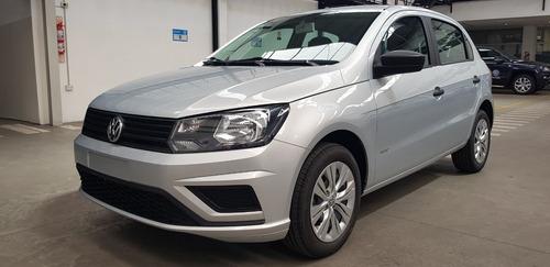 Imagen 1 de 15 de Volkswagen Gol Trend 1.6 Trendline 101cv