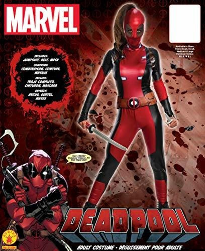 Disfraz Deadpool Para Mujer X Small Mercado Libre Share the best gifs now >>>. disfraz deadpool para mujer x small