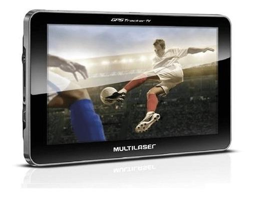 Gps Tracker Iii 7 C/ Tv+fm Multilaser - Gp038