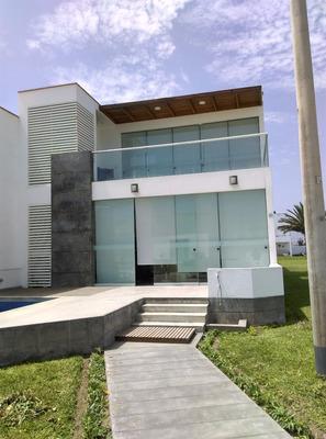 Alquiler Casa De Playa Condominio Moravia 1