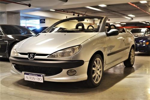Peugeot 206 Cabriolet Cc Descapotable 2003