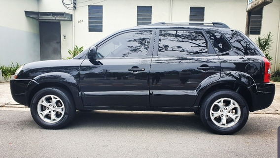 Hyundai Tucson 2.0 Gls 4x2 Flex Aut. 5p 2013 Aceita Troca