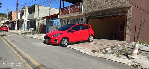 Ford Fiesta 2018 1.6 16v Sel Flex 5p
