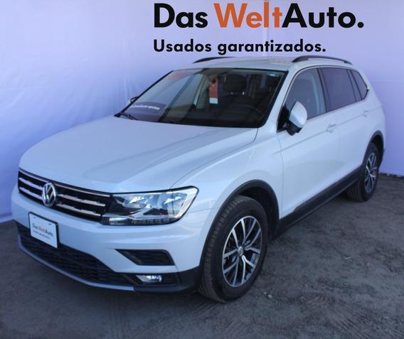 Volkswagen Tiguan Plata Blanco Comfortline 1.4 Tsi Paq.piel