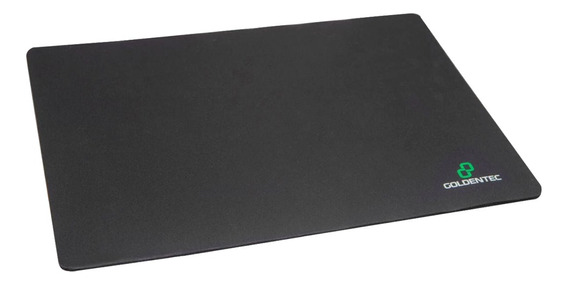 Mousepad Gamer Goldentec Invictus Agiliza Movimentos Preto