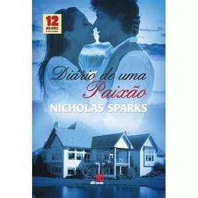 Diário De Uma Paixão - Novo Conceito Nicholas Sparks