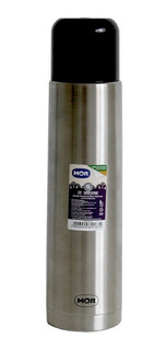 Termo De Acero Inoxidable Mor Total Inox Fit 1 Litro - Mm