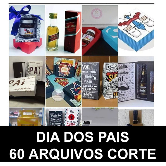Dia Dos Pais 60 Arquivos De Corte Silhouette 2019
