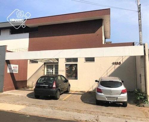 Casa Para Alugar, 50 M² Por R$ 1.400,00/mês - Jardim Sumaré - Ribeirão Preto/sp - Ca1400