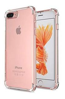 Forro Goma Acrigel Antigolpe En Esquinas iPhone 7 Plus
