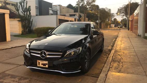 Mercedes Benz Clase C 200 Avantgarde Semi-nuevo