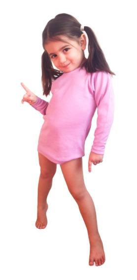 Camiseta Manga Larga Nena Invierno Abrigada