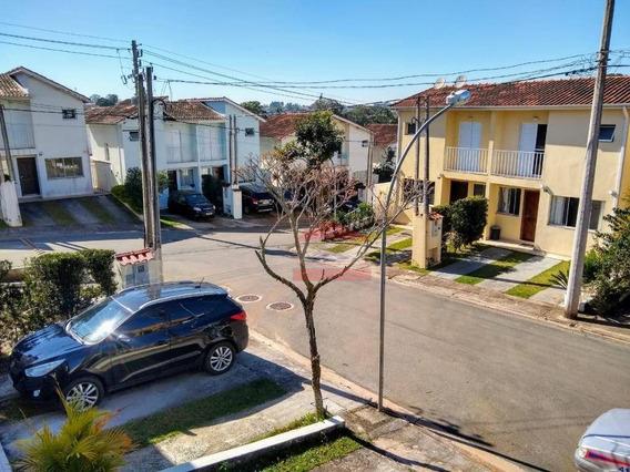 Casa Para Alugar, 90 M² Por R$ 1.060,00/mês - Residencial América - Vargem Grande Paulista/sp - Ca0938