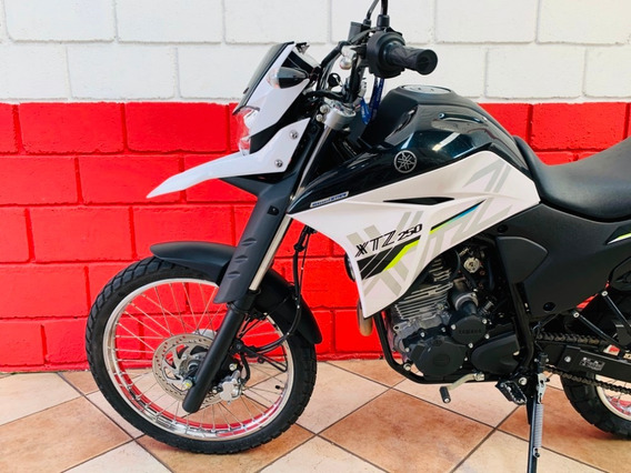 Yamaha Xtz 250 Lander Abs - 2020 - Financiamos - Km 8.000