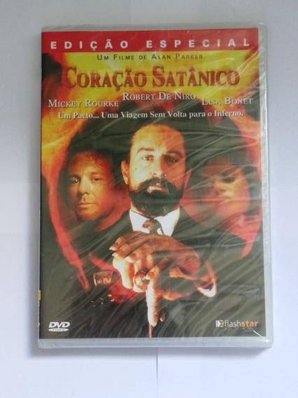 Dvd Coração Satânico - Edição Especial - Original E Lacrado