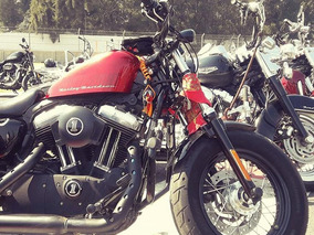 Harley Forty Eight 2013