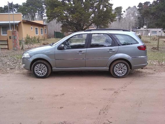 Fiat Palio Weekend 2011