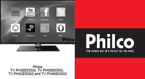 Atualização De Software Firmware Philco Ph32e53sg