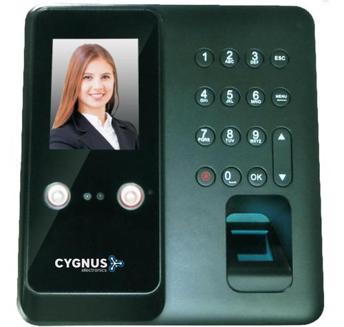 Control Accesos Con Reconocimiento Facial Cygnus Acs-401b
