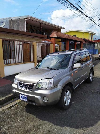 Nissan X-trail 2003,excelente Estado ,firma Dueño,todo Aldia