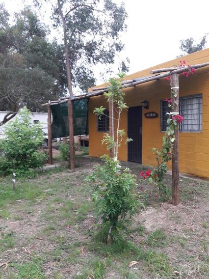Casa Equipada, 2 Ambientes En Balneario Santa Ana Canelones