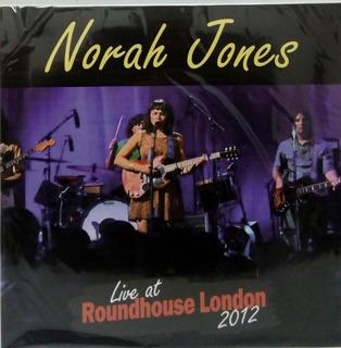 Vinilo Norah Jones Live Roundhouse London 2012 Lp