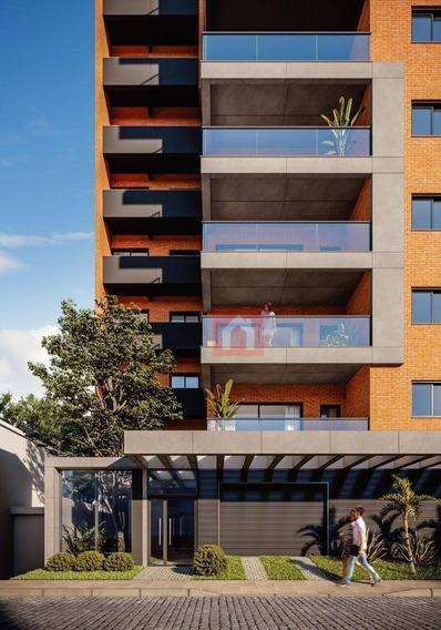 Apartamento Com 3 Dormitórios À Venda, 107 M² Por R$ 645.750,00 - Planalto - Farroupilha/rs - Ap0873