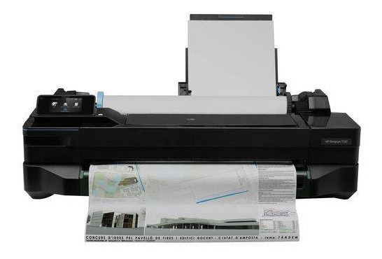 Peça Plotter Hp T120 Painel Touch