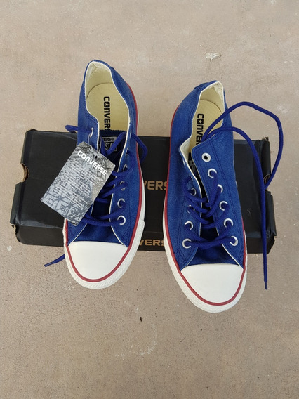 Zapatillas Converse All Star Originales Talle 39 Eur-24,5 Cm