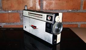 Rádio Antigo Mitsubishi - Modelo 8x - 584