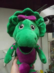 Boneca Pelúcia Baby Bop - Barney E Seus Amigos Antiga