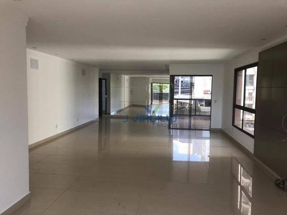 Apartamento Com 4 Dormitórios À Venda, 214 M² Por R$ 920.000,00 - Setor Oeste - Goiânia/go - Ap0623