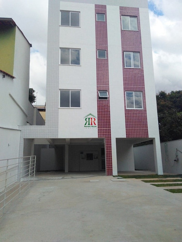 Apartamento Com 2 Quartos Para Comprar No Coqueiros Em Belo Horizonte/mg - Rrs2075