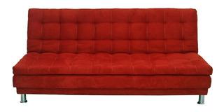 Sofa-cama Futon, Tres Posiciones(sofa, Reposet O Cama)